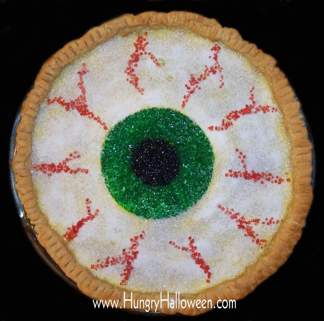 Amaze your party guests with this Creme Brulee P-EYE! This sparkling dessert will mesmerize everyone that eats this... you wont be able to stop staring!