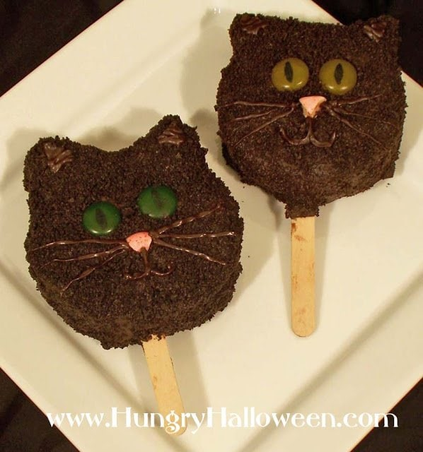 black cat pops
