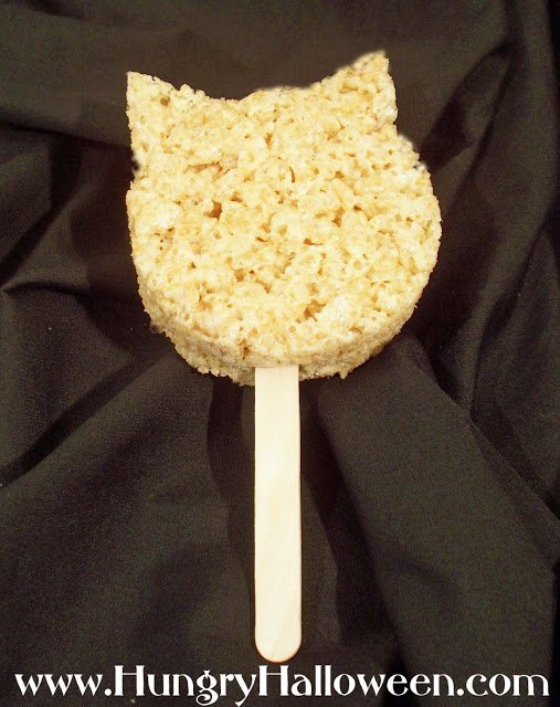 rice krispies treat pops