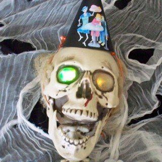 Halloween Craft – Halloween Party Hats