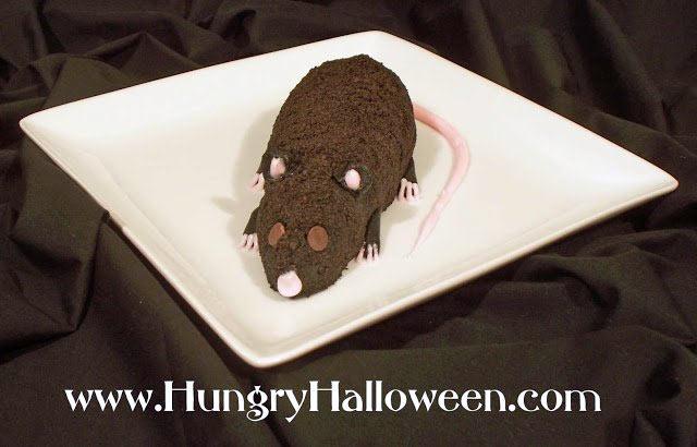 Oreo cookies and cream cheese ball rat