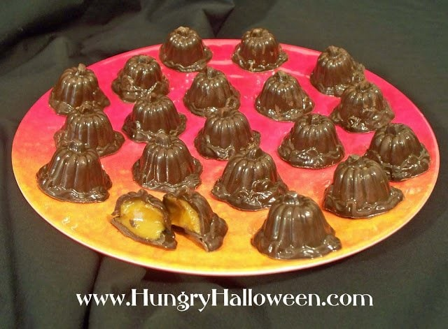 This Pumpkin Truffle Recipe is the best Halloween Dessert to make! These cute desserts are perfect for any party and for giving out to your spooky friends!