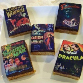 Halloween Movie Monster Party Food