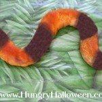 pigs-in-a-blanket snake