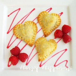 Valentine's Day Recipe – Chocolate Ravioli Hearts