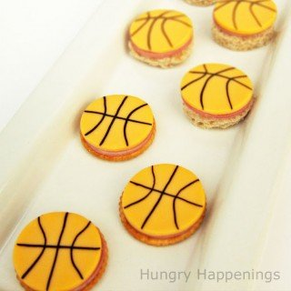 Super simple snack for your March Madness Parties