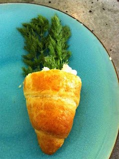 Crescent Roll Carrots 11