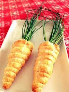 Crescent Roll Carrot 5