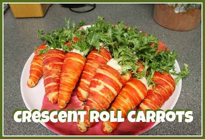 Crescent Roll Carrot 4
