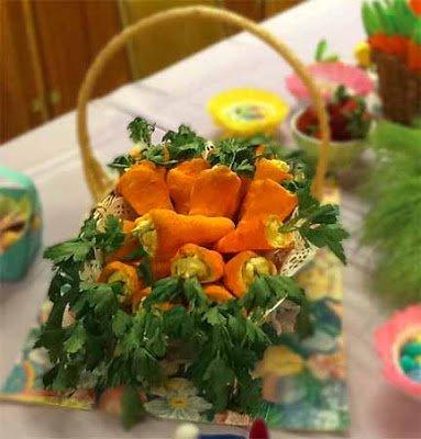 Crescent Roll Carrots 9