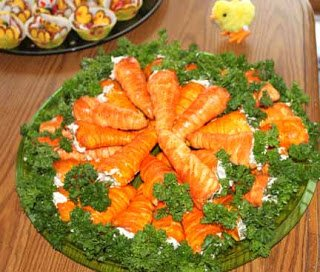 Crescent Roll Carrots 13