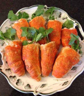 Crescent Roll Carrots 10