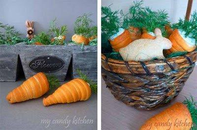 Crescent Roll Carrots 15