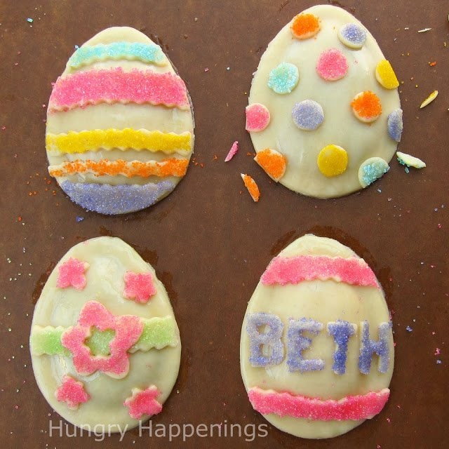 Your kids will be dying to eat these Easter Egg Pastries, and they're a healthier alternative to Pop-Tarts! This is a delicious recipe that you can make for breakfast, or for at any time you'd like!