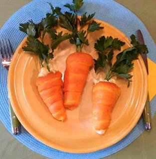 Crescent Roll Carrot 6