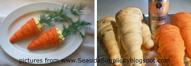 Crescent Roll Carrot 3