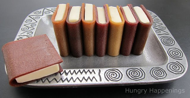 fruit leather back to school snacks