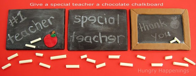 teacher appreciation treat