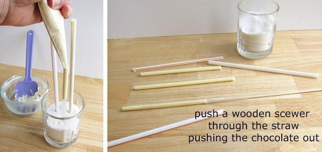how to make edible chalk