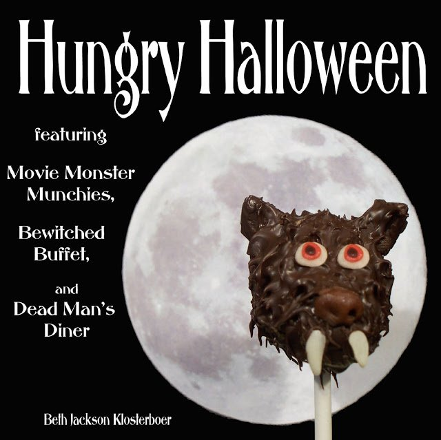 You'll love my Hungry Halloween Book if you love any of my creations! Learn how to make these festive treats, they're all amazing!