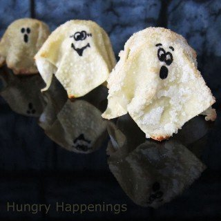 Quick and Quirky Sweet Treat for Halloween – Sweet Ghost Crisps
