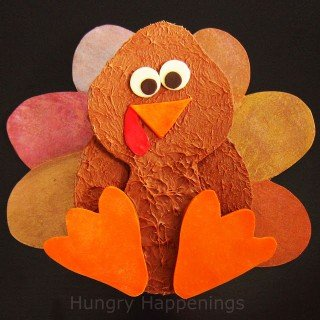 A sweet Thanksgiving gift – a Chocolate Turkey Box