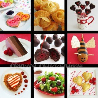 Valentine's Day Recipes Recap – Edible Crafts for Kids and Adults