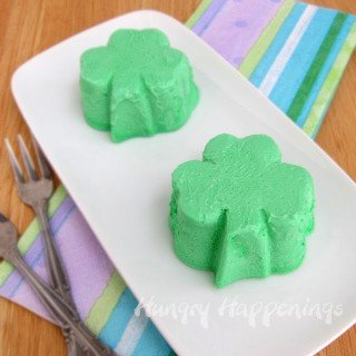 Recipes To Celebrate St. Patrick's Day Including Shamrock Semifreddo