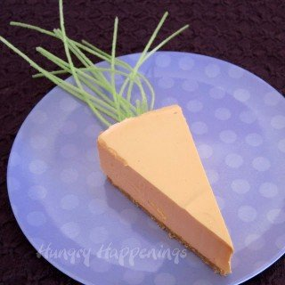 Cheesecake Carrots for Easter Dessert