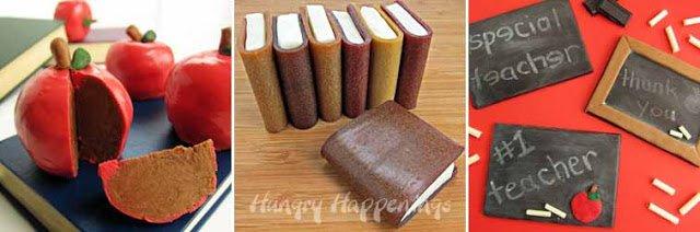 edible crafts for teacher appreciation