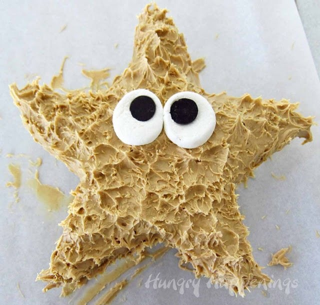 Fudge Starfish