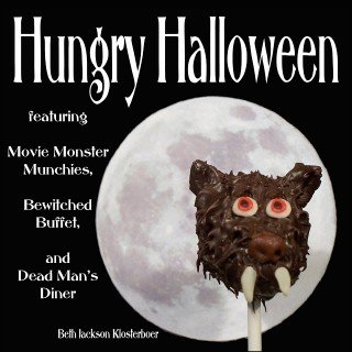 Win a signed copy of Hungry Halloween plus a cupcake decorating kit!
