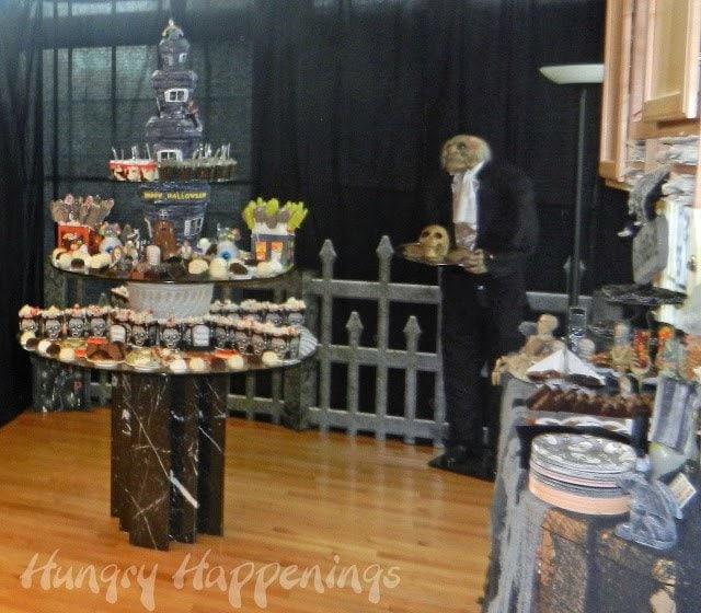 Halloween Dessert Display