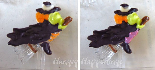 Chocolate is the best Halloween treat you could get, so learn How to Paint With Wilton Candy Melts and be a pro! These simple treats are great to give out or have out to eat at your spooky party!