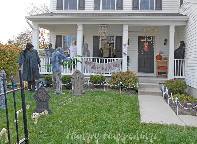 Graveyard Halloween Party Ideas