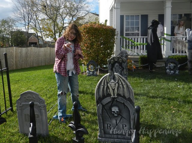 Zombies in our Graveyard