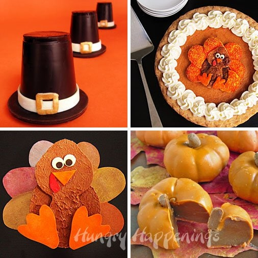 19 Edible Turkey Crafts Thanksgiving Crafts: Thanksgiving Edible Craft Recipes