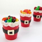 White-chocolate-Santa-Suite-Candy-Cups-for-Christmas-holiday-crafts-for-kids-edible-crafts-for-Christmas-handmade-chocolate