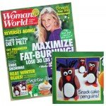 Snack-Cake-Penguins-on-the-cover-of-Womans-World-Magazine-January-2013-