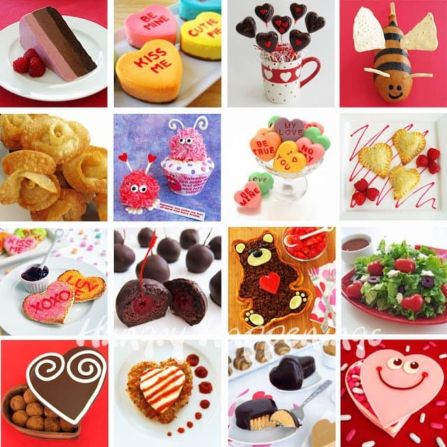 Here's a recap of a bunch of my recent Recipes for Valentine's Day including my extremely popular Conversation Heart Cheesecakes. Get excited about cooking and make your loved ones something they will be talking about for weeks!