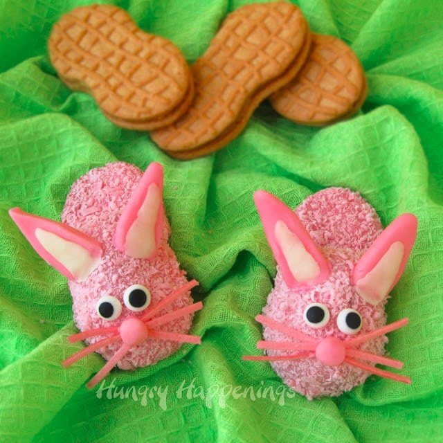 Easter Bunny Cookies Hungry Happenings Easter Recipe