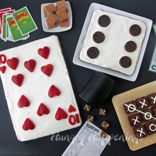 Family Game Night Snacks Part 2 – Fruit Pizza, Brownies, and Fudge