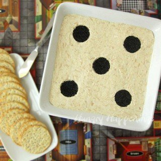 Game Night Food Ideas – Dice Dip
