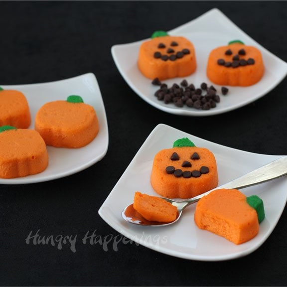 Everyone loves cheesecake, so turn this favorite dessert into a spooky one! These Mini Cheesecake Pumpkins are a Halloween treat that will have your party guests lighting up with excitement!