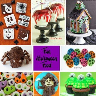 My Pinterest Picks for Fun Halloween Food