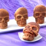 This Halloween freak out your friends and family by serving them some Stuffed Pizza Skulls. They are really easy to make yet look so amazingly cool that no one will realize they took minutes to make.
