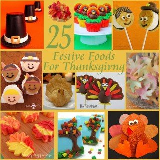Festive Thanksgiving Food Finds – Fun Edible Craft Ideas for Fall
