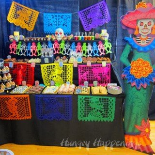 Halloween 2013 – Our Day of the Dead Party