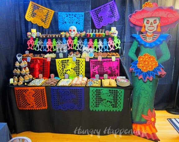 Day of the Dead Party - Fun Decorating Ideas for Dia de ...