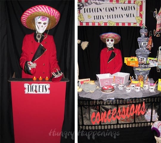 Fun Day of the Dead party ideas